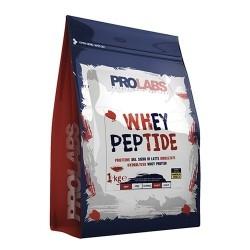 Proteine del Siero del Latte (whey) Prolabs, Whey Peptide, 1000 g (Sc.07/2020)