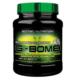 Glutammina Scitec Nutrition, G-Bomb, 500g. (Sc.07/2020)