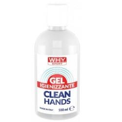 Detergente WHY Sport, Mani Pulite Clean Hands, 100 ml
