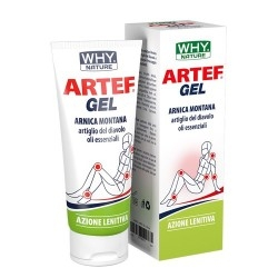 Creme Lenitive WHY Nature, Artef Gel, 100 ml