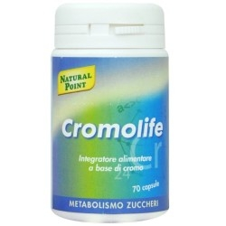 Cromo Natural Point, Cromolife, 70 cps