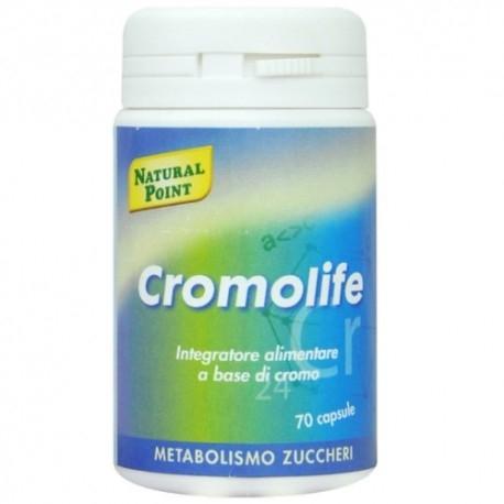 Cromo Natural Point, Cromolife, 70 cps