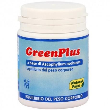 Vitamine e Minerali Natural Point, Greenplus Bio, 120 cps