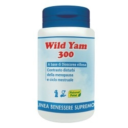 Ciclo Mestruale Natural Point, Wild Yam 300, 50 cps