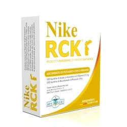 Bicarbonato di Potassio New Mercury, Nike RCK, 200bustine