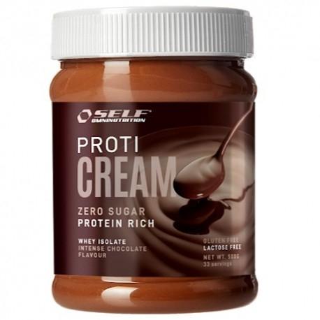 Creme Proteiche Self Omninutrition, Proti Cream, 500 g.