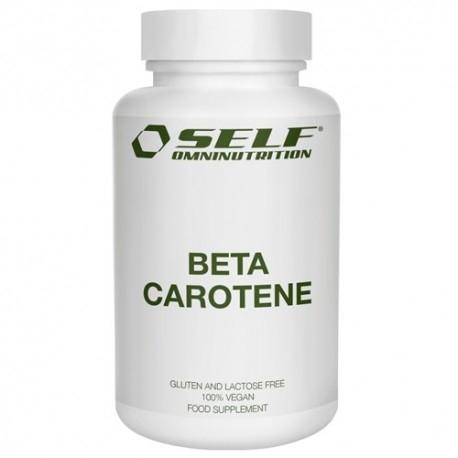 Scadenza Ravvicinata Self Omninutrition, Beta Carotene, 60 cps (Sc.07/2021)