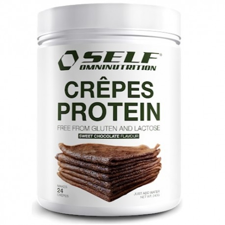 Pancake Self Omninutrition, Crepes Protein, 240 g