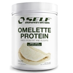 Proteine dell'uovo Self Omninutrition, Omelette Protein, 240 g
