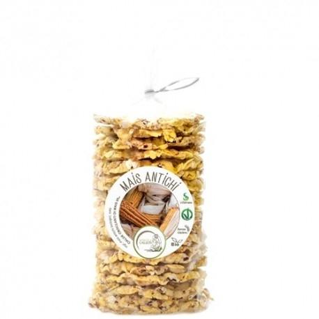 Biscotti e Dolci +Watt, Gallette Mais Antichi Bio, 90 g