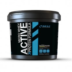 Offerte Limitate Self Omninutrition, Micro Whey Active, 4000 g