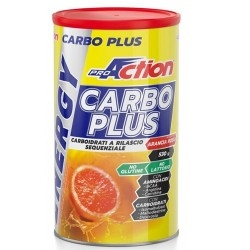 Carboidrati Proaction, Carbo Plus, 530 g.