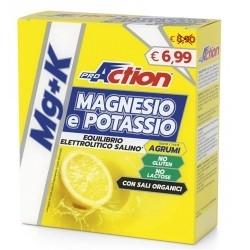 Zinco e Magnesio Proaction, Magnesio e Potassio, 10 bustine