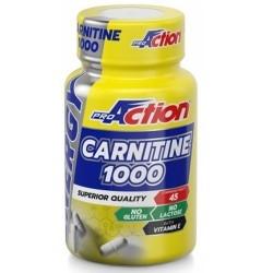 Carnitina Proaction, Carnitina 1000, 45Cpr.