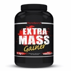 Gainers FlorioSport, Extra Mass Gainer, 2000 g