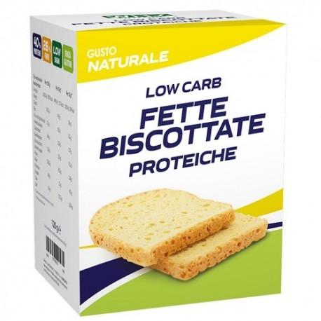Pane e Prodotti da Forno WHY Nature, Fette Biscottate Proteiche, 4 x 30 g