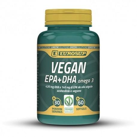 Omega 3 Eurosup, Vegan EPA+DHA, 60 cps