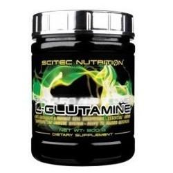 Scadenza Ravvicinata Scitec Nutrition, L-Glutammina, 300g. (Sc.09/2020)