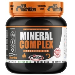 Pre Workout Pro Nutrition, Mineral Complex, 300 g