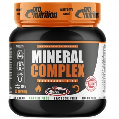 Pre Workout Pro Nutrition, Mineral Complex, 300 g