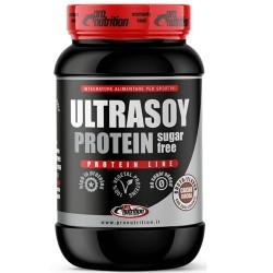 Proteine di Soia Pro Nutrition, Ultra Soy Protein, 908 g