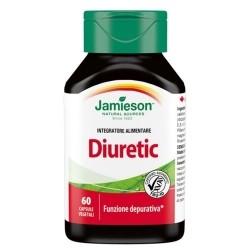 Funzionalità urinaria Jamieson, Diuretic, 60cps.