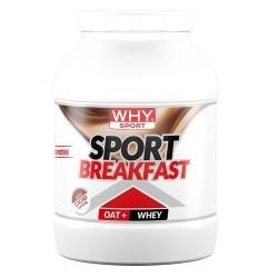 Pasti e Snack Why Nature, Sport Breakfast, 750 g