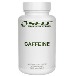 Caffeina Self Omninutrition, Caffeine, 100 cpr