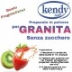 Idratazione Kendy, Granita, 180 g