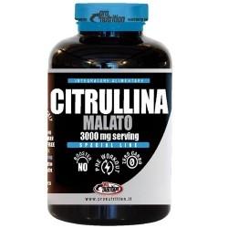 Citrullina Pro Nutrition, Citrullina Malato, 90cpr.