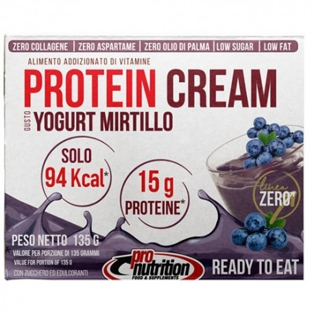 Scadenza Ravvicinata Pro Nutrition, Protein Cream, 135 g