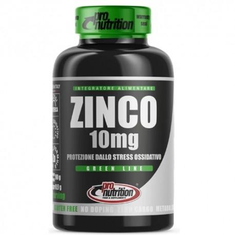 Zinco e Magnesio Pro Nutrition, Zinco, 100 cpr