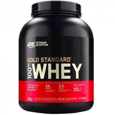 Proteine del Siero del Latte (whey) Optimum Nutrition, 100% Whey Gold Standard, 2260g