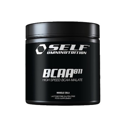 Offerte Limitate Self Omninutrition, Bcaa 8:1:1, 250 g