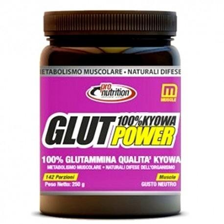 Scadenza Ravvicinata Pro Nutrition, GlutPower, 250 g (Sc. 11/2020)