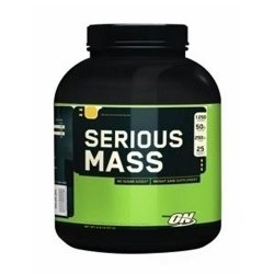 Scadenza Ravvicinata Optimum Nutrition, Serious Mass, 2727 g. (Sc.11/2020)