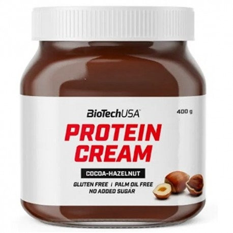 Creme Proteiche BioTechUsa, Protein Cream, 400 g