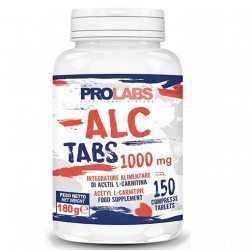 Acetil L-Carnitina Prolabs, Alc Tabs, 150 cpr