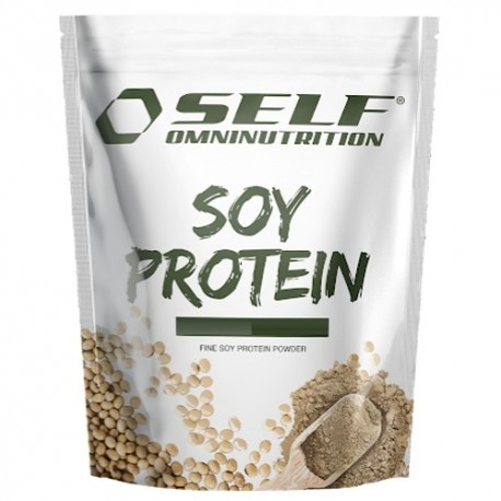 Proteine di Soia Self Omninutrition, Soy Protein, 1000 g.