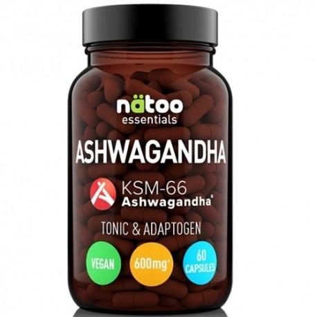 Difese organismo Natoo, Ashwagandha, 60 cps