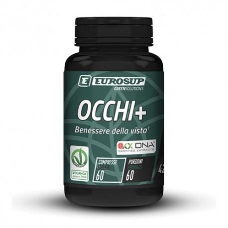 Occhi Eurosup, Occhi+, 60Cpr.
