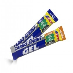Mix Carboidrati Proaction, Carbo Sprint Gel, 25 pz.