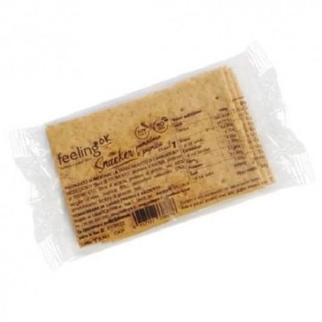 Pane e Prodotti da Forno Feeling Ok, Snacker, 50 g