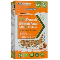 Pasti e Snack Named Sport, Biokrunch Breakfast, 200 g