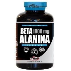 Beta alanina Pro Nutrition, Beta Alanina, 120 cpr.