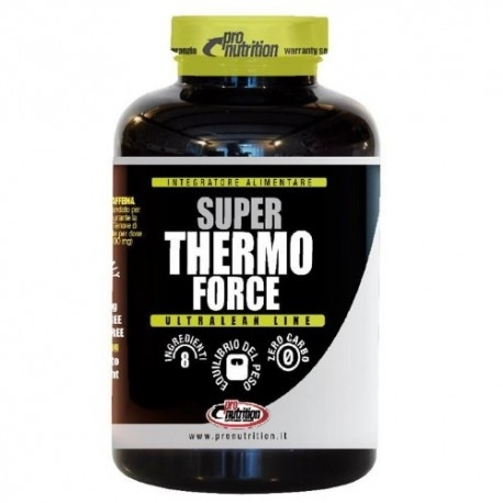 Dimagranti Pro Nutrition, Super Thermo Force, 90 cps.