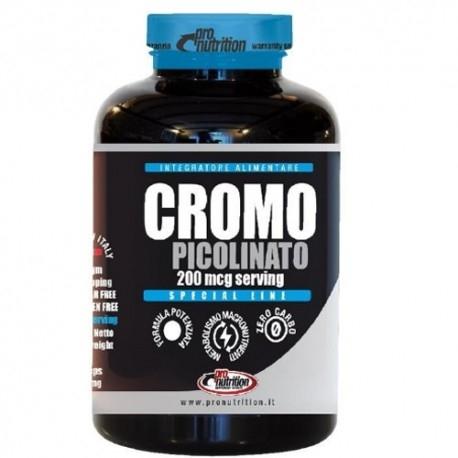 Cromo Pro Nutrition, Cromo Picolinato, 100 cps.