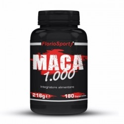 Maca FlorioSport, Maca 1000, 180 cpr