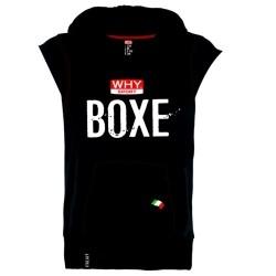 T-Shirt e Pantaloni WHY Sport, Felpa Boxe