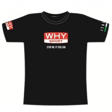 T-Shirt e Pantaloni WHY Sport, T-Shirt Donna